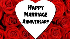 Happy Marriage anniversary Wishes for Sister