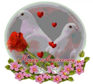 Happy marriage anniversary sms to sister