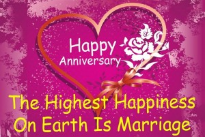 1st wedding anniversary wishes for brother