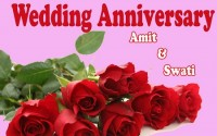 25th wedding anniversary wishes for uncle and aunty