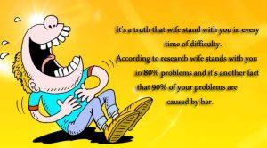 Fuuny Anniversary Wishes for Husband