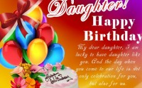Happy birthday messages for dad from daughter