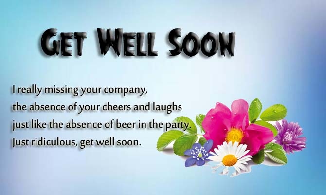 get well soon messages for a friend wishes4lover