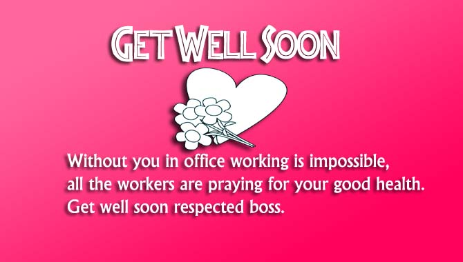 get well soon images for boss
