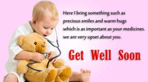 get well soon wishes for Friend