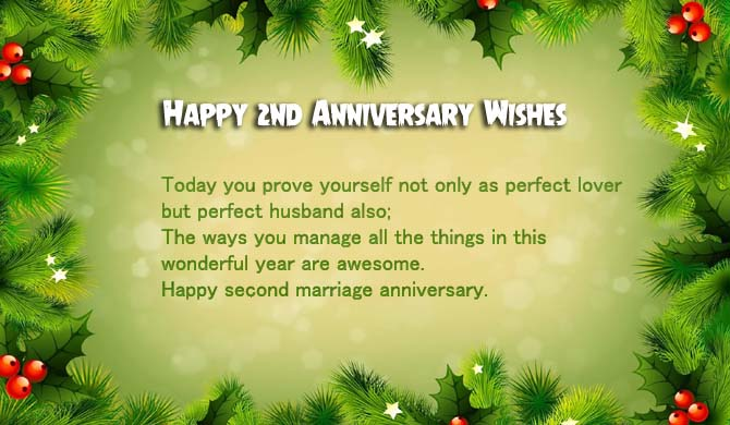 Nd marriage anniversary wishes for husband wishes lover